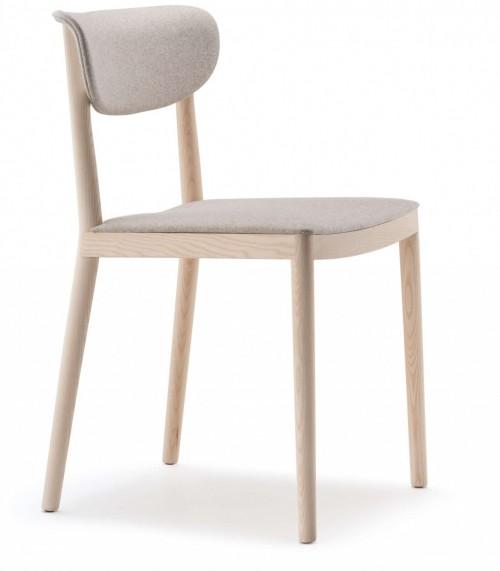Houten stoel Tivoli 2801 - MV Kantoor