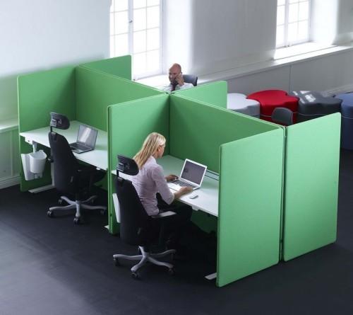 ScreenIt A30 booth - akoestische werkplek - mv kantoor