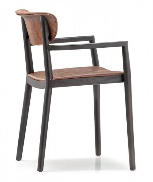 Houten stoel Tivoli 2806 - project stoelen