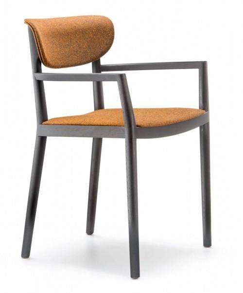 Houten stoel Tivoli 2806 - MV Kantoor