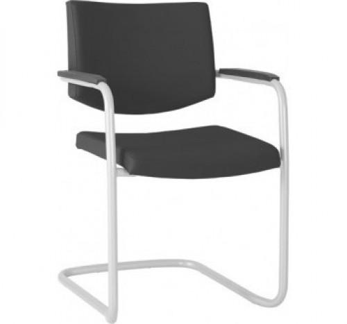 Gestoffeerde stoel Bravo - MV Kantoor