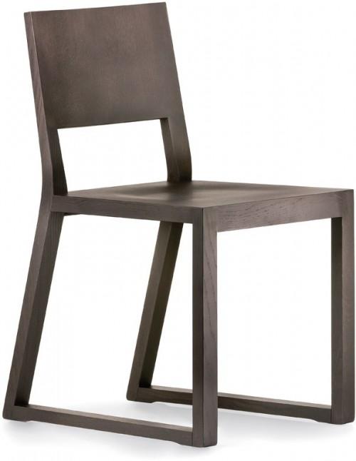 Houten stoel Feel 450 - MV Kantoor