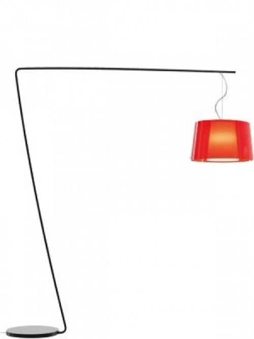 Staande lamp L001T/BA - moderne verlichting - MV Kantoor