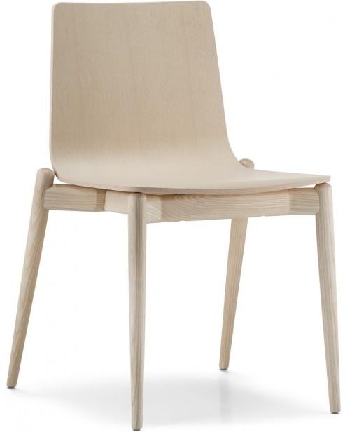 Moderne stoel Malmo - kantinestoelen - MV Kantoor