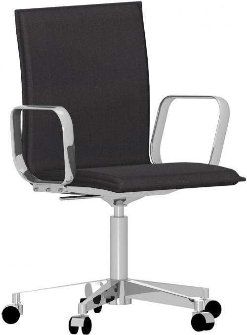 Stoel Inferno 5401 - zwarte bureaustoel kopen - MV Kantoor