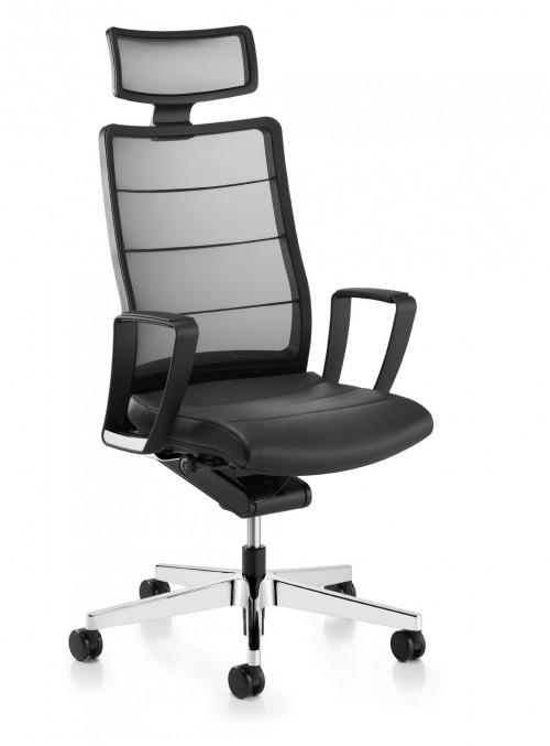 Bureaustoel Airpad 3C72 - directie bureaustoel - mv kantoor