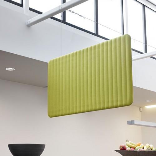 BuzziLoose Paneel akoestiek verhelpen - akoestische plafondpanelen