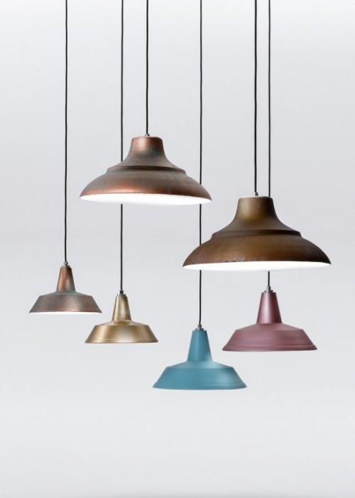 Hanglamp Funnel serie - industriële hanglampen