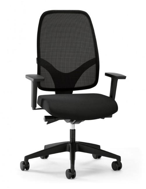 Bureaustoel netweave Geos 17G2 - ergonomische bureaustoel