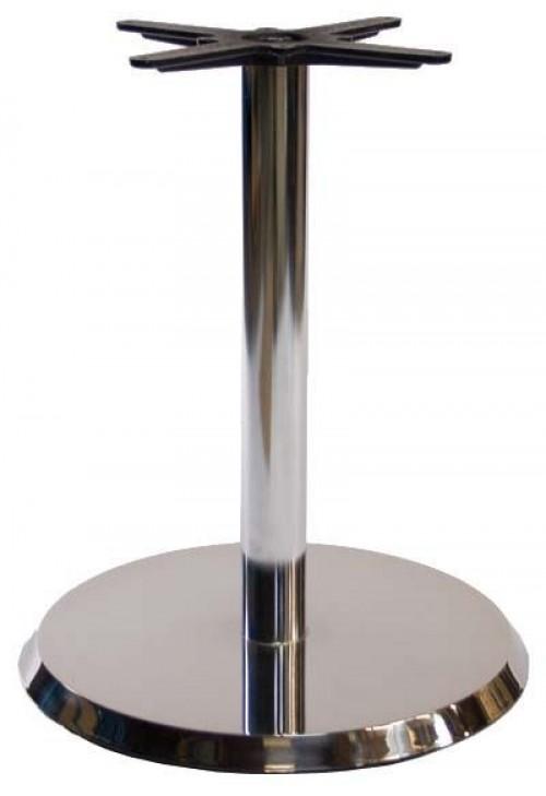 Tafelonderstel SC353 - MV Kantoor - chroom onderstel tafel