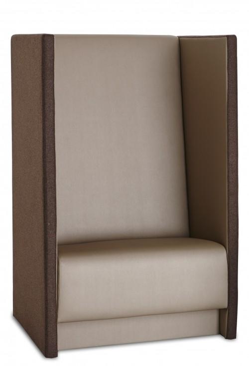 LowNoise chair gesloten - mv kantoor