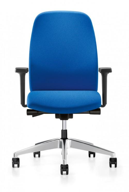 Bureaustoel blauw kopen