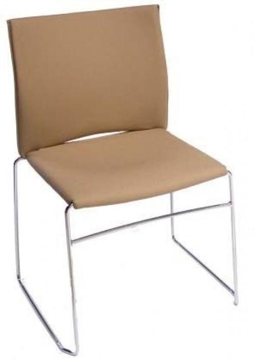 Gestoffeerde stoel FP-S450-20 - kantinestoelen kopen