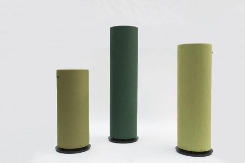 Akoestische demping BuzziTotem - akoestische meubelen