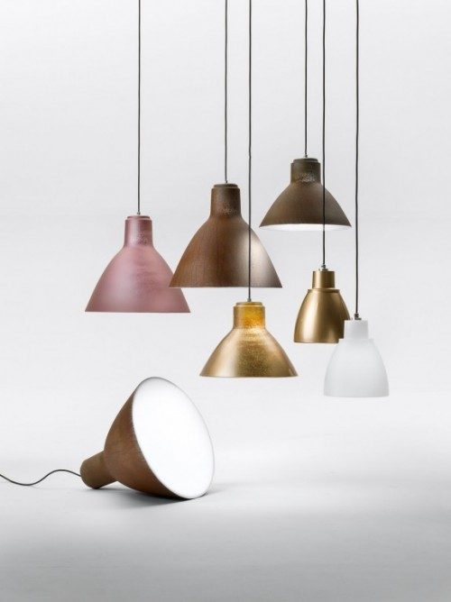 Hanglamp Bell serie - luxe hanglampen