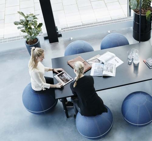 Office Ball - Akoestiek - fit op het werk - mv kantoor