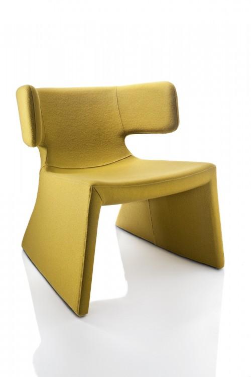 Lounge fauteuil Meg 2061 - MV Kantoor