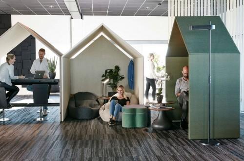 Half a Hut - interieur advies- mv kantoor
