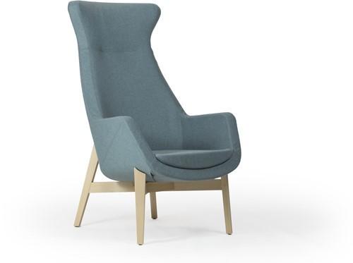 Fauteuil Loïs - fauteuil loungeruimte