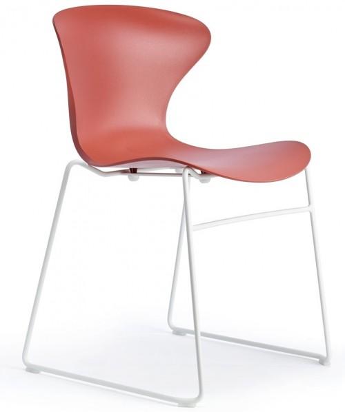 Boo sledeframe stoel