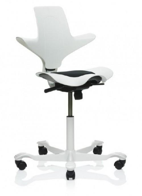 Kunststof stoel Hag Capisco Puls 8010 (bureaustoelen) - kwaliteit bureaustoel - mv kantoor