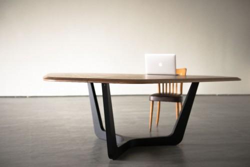 Vergadertafel BuzziTrihex - vergadertafel met uniek design