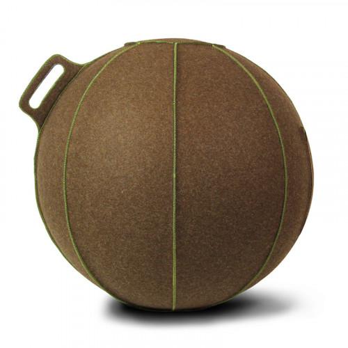 Ztbal met handvat - Brown