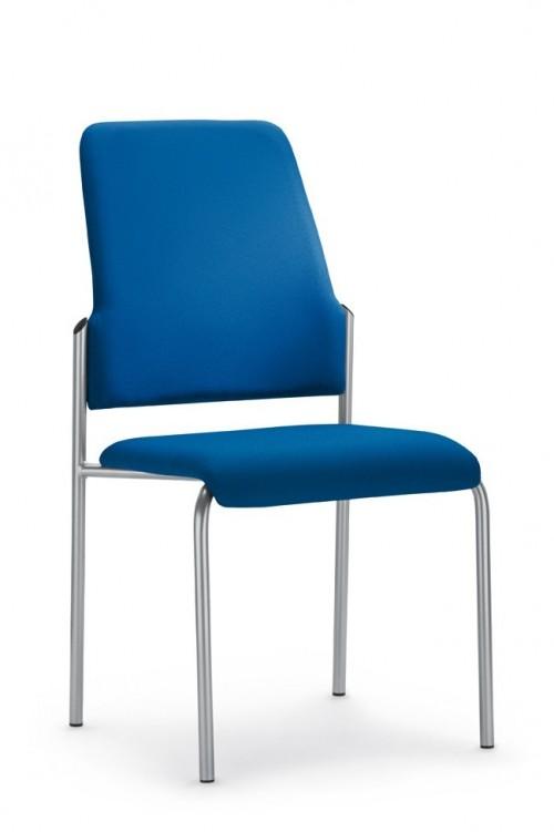 Gestoffeerde stoel Goal 400G - moderne vergaderstoel - MV Kantoor