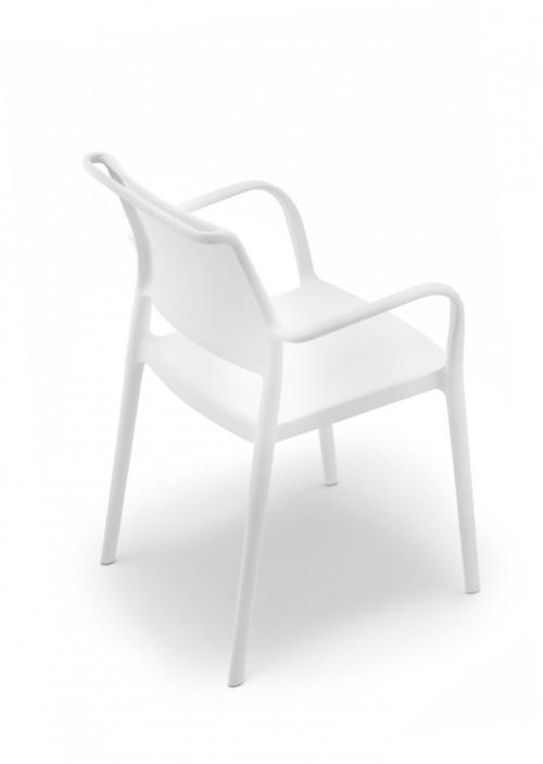 Kunststof stoel Ara 315 - kantine stoelen - mv kantoor