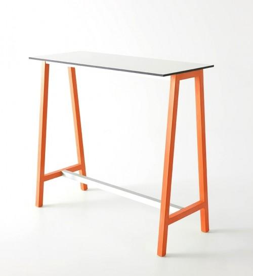 Statafel Color Table (statafels) - kantinetafel