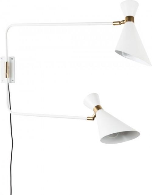 Retro design wandlampen - MV Kantoor