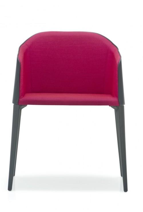 Gestoffeerde stoel Laja 885 - MV Kantoor
