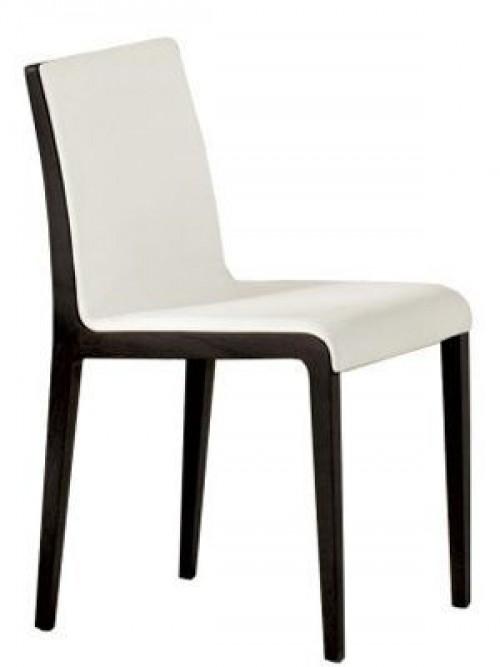 Houten stoel Young 423 - Pedrali design stoel kopen - MV Kantoor