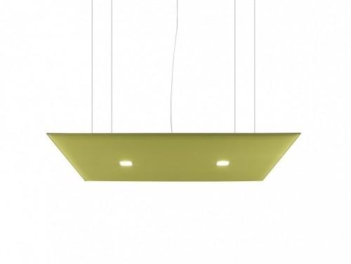 Akoestisch plafondpaneel Oversize Ceiling Lux- MV Kantoor