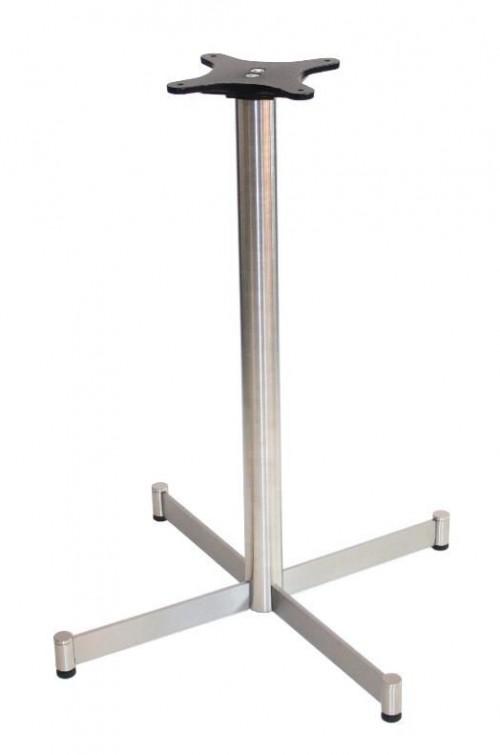 Tafelonderstel SC241 - mv kantoor - rvs onderstel tafel