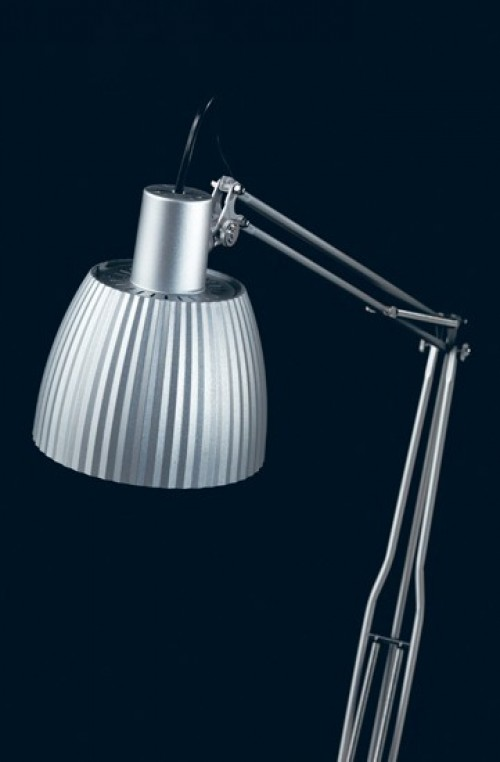 Opera geheel metaal - tafellamp modern