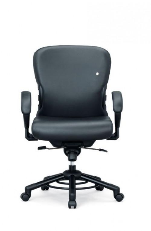 Bureaustoel XXXL O652 Interstuhl - bureaustoel brede mensen - MV Kantoor