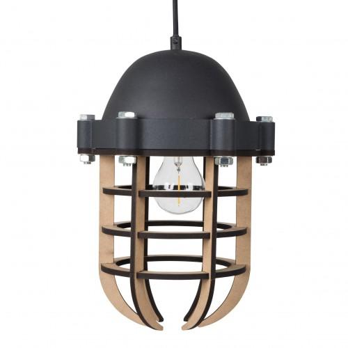 Industriële hanglamp - MV Kantoor