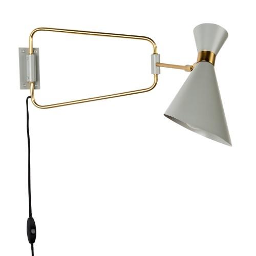 Retro design wandlamp - MV Kantoor