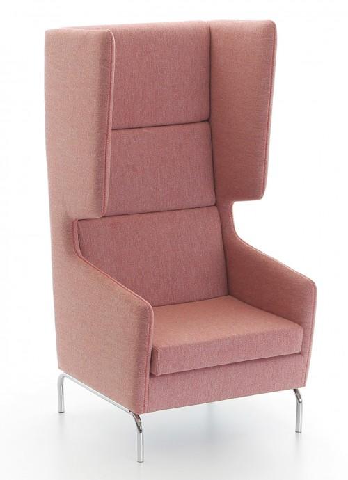 Akoestische fauteuil Versis - MV Kantoor
