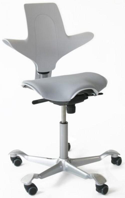 Hag Capisco Puls 8020 (werkplek meubilair) - ergonomische bureaustoel