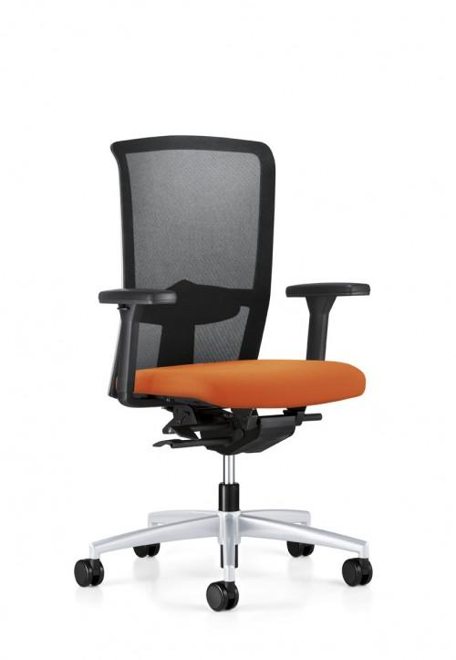 Bureaustoel netweave Goal Air 172G - comfortabele bureaustoel - MV Kantoor