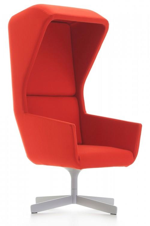 Akoestische fauteuil Positiva - MV Kantoor