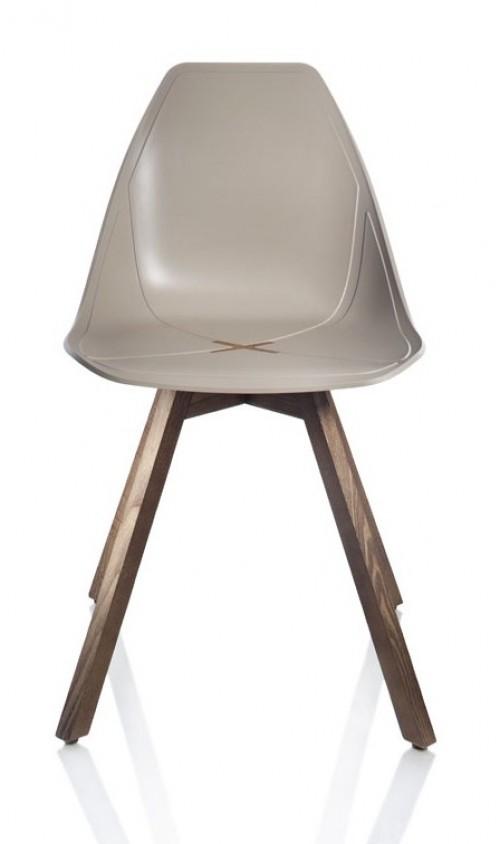 Moderne stoel X-stoel 1083 - MV Kantoor