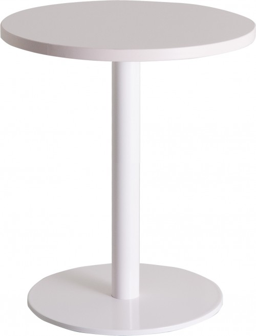 Pipe loungetafel rond -  mv kantoor