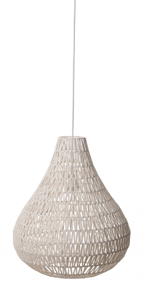 Hanglamp druppel wit - moderne verlichting