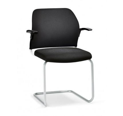 Gestoffeerde stoel Geos 56G0 | MV Kantoor