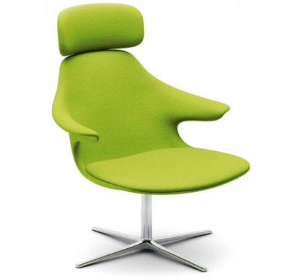 Loungefauteuil Loop Lounge HR