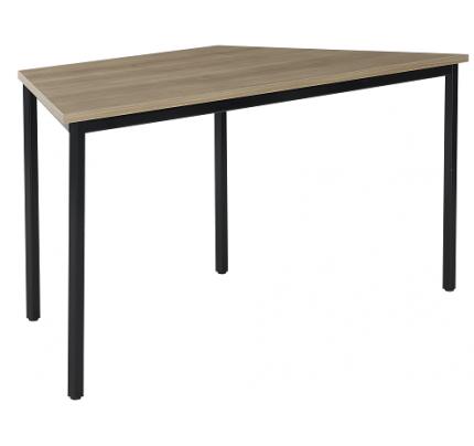 Standaard tafel trapezium TS1307