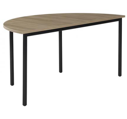 Standaard tafel halfrond TS1306